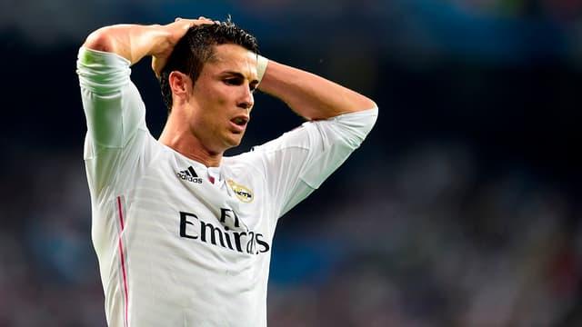 Ronaldo était inconsolable