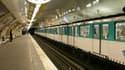 Métro parisien (Photo d'illustration).