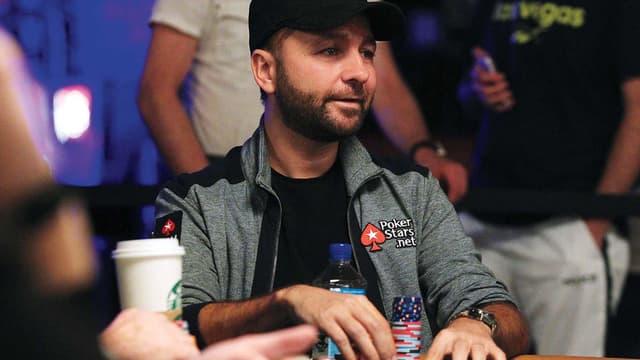 """Daniel Negreanu, élu """"joueur de poker de la décennie"""""""