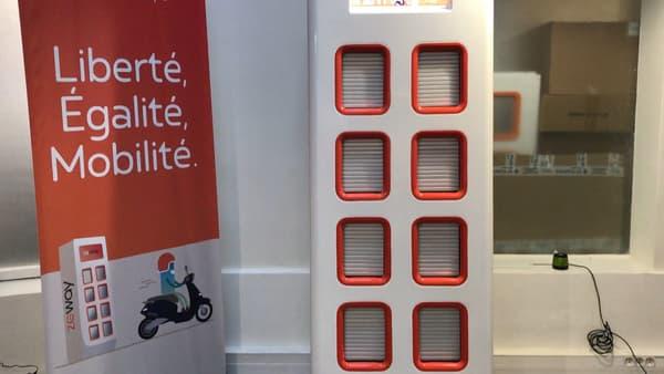 Les stations Zeway seront installées dans des Monoprix, des agences bancaires BNP Paris, des laveries automatiques et des stations service Esso