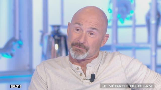 """Vincent Lagaf dans """"Salut les Terriens!"""", le 15 avril 2017"""