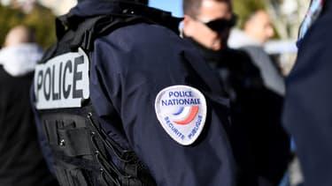 Un policier en service (image d'illustration)