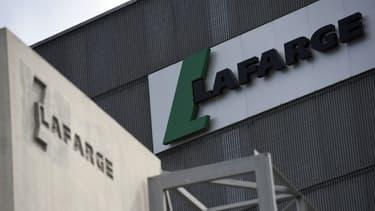 C'est en avril que Lafarge a présenté son projet de fusion entre égaux avec le suisse Holcim.