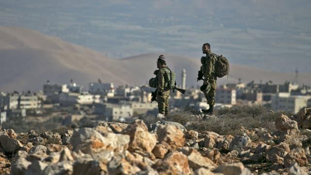 Un père de quatre enfants a été mortellement poignardé près d'une colonie de Cisjordanie le 5 février 2018. Photo d'illustration