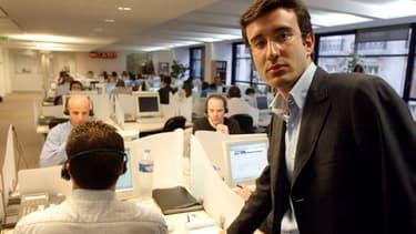 Michaël Boukobza, l'ex-directeur général d'Iliad, est le principal actionnaire de l'opérateur Golan Telecom.
