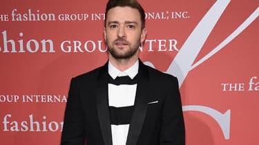 Justin Timberlake en octobre 2015
