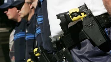 L'utilisation du Taser est en nette augmentation en 2012 : +26% pour la police et +30% dans la gendarmerie.