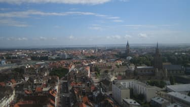 Panorama de Calais (Photo d'illustration)