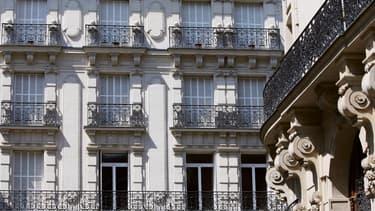 Selon les notaires de France, la hausse des prix dans l'ancien est plus marquée en Île-de-France qu'en province.