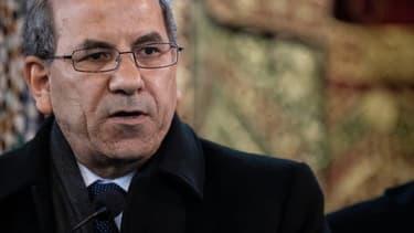 Mohammed Moussaoui, actuel président du CFCM, le 22 mars 2019 à Christchurch.