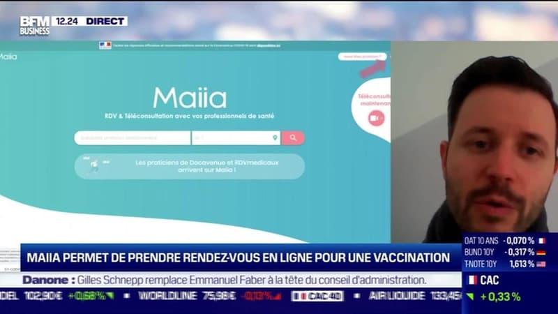 Richard Kritter (Maiia) : La vaccination en pharmacie commence ce lundi - 15/03