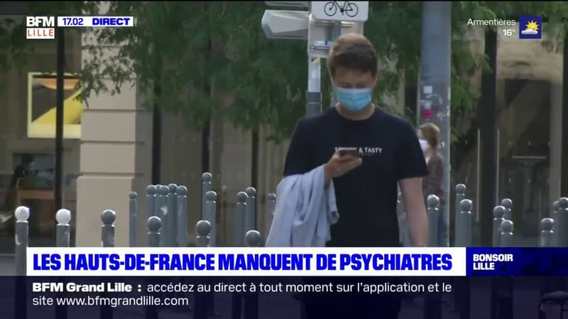Hauts-de-France: les psychiatres alertent sur le manque de moyens pour la profession