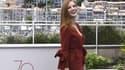 Jessica Chastain au Festival de Cannes le 17 mai 2017