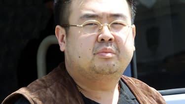 Le demi-frère de Kim Jong-un, Kim Jong-nam, en mai 2001.