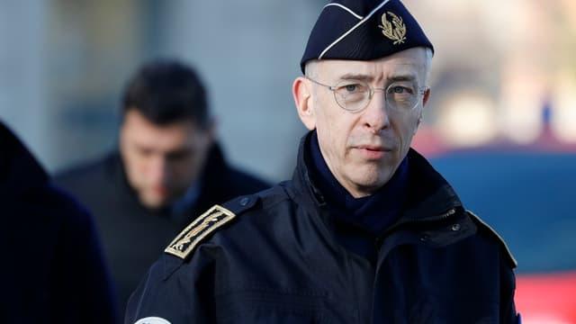 Le préfet de police de Paris, Didier Lallement.