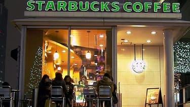 Starbucks n'a jamais payé d'impôts sur les bénéfices en France