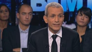 Malek Boutih était l'invité de BFMTV, ce dimanche soir.