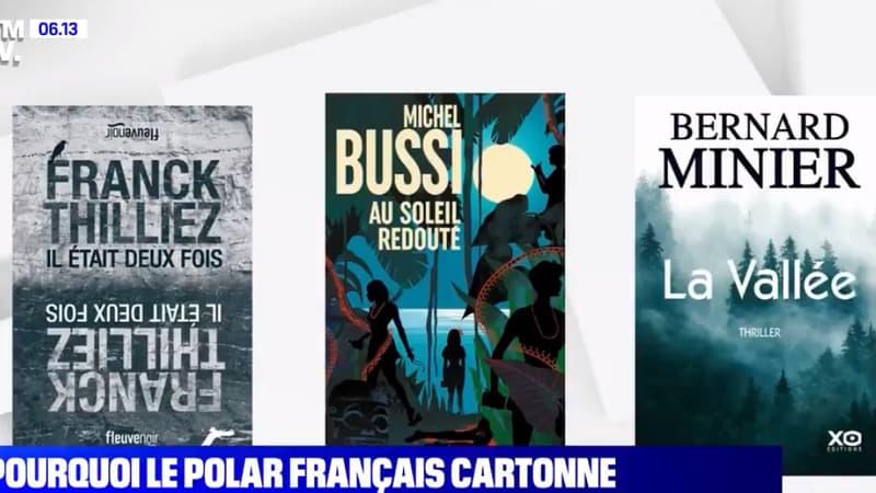 Pourquoi les polars français cartonnent?