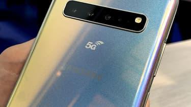 Le Samsung Galaxy S10 5G