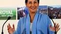 """Selon Ségolène Royal, les Français ont signé """"un vote de sanction sévère"""" à l'encontre du """"système Sarkozy"""" lors du premier tour des élections régionales, marqué par une forte percée de la gauche. /Photo prise le 14 mars 2010/REUTERS/Régis Duvignau"""