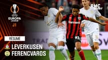 Résumé : Leverkusen 2-1 Ferencvaros - Ligue Europa J1