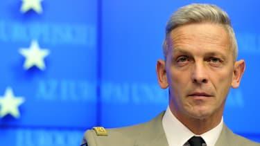 Le général François Lecointre, chef d'état-major des armées
