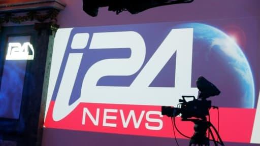 La chaîne d'informations i24news veut atteindre l'équilibre dans 4 ans.