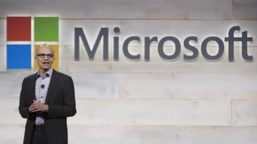 Microsoft a conclu 11 accords avec des fabricants pour qu'ils intègrent ses logiciels sur des terminaux Android.