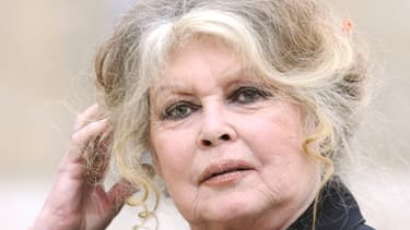 L'ancienne actrice et militante de la cause animale Brigitte Bardot