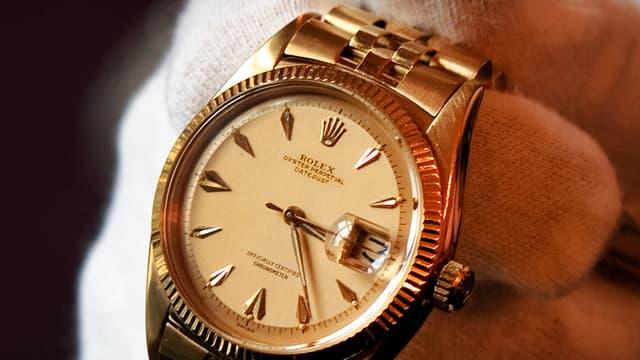 Avec les aides versées à son entreprise, ce new-yorkais de 24 ans s'est notamment payé une montre Rolex en or 18 carats à 40.000 dollars.