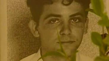 Portrait de Maurice Audin chez son épouse Josette