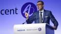 Nokia a accusé une perte nette de 513 millions au premier trimestre, pour ses premiers résultats après la fusion avec son ancien rival franco-américain Alcatel-Lucent.