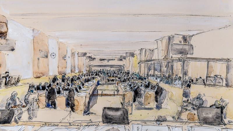 """""""Il faut qu'on y aille"""": au procès du 13-Novembre, le premier policier à être entré dans l'enfer du Bataclan"""