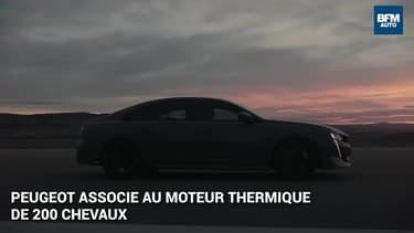 Peugeot dévoile une version sportive de la 508