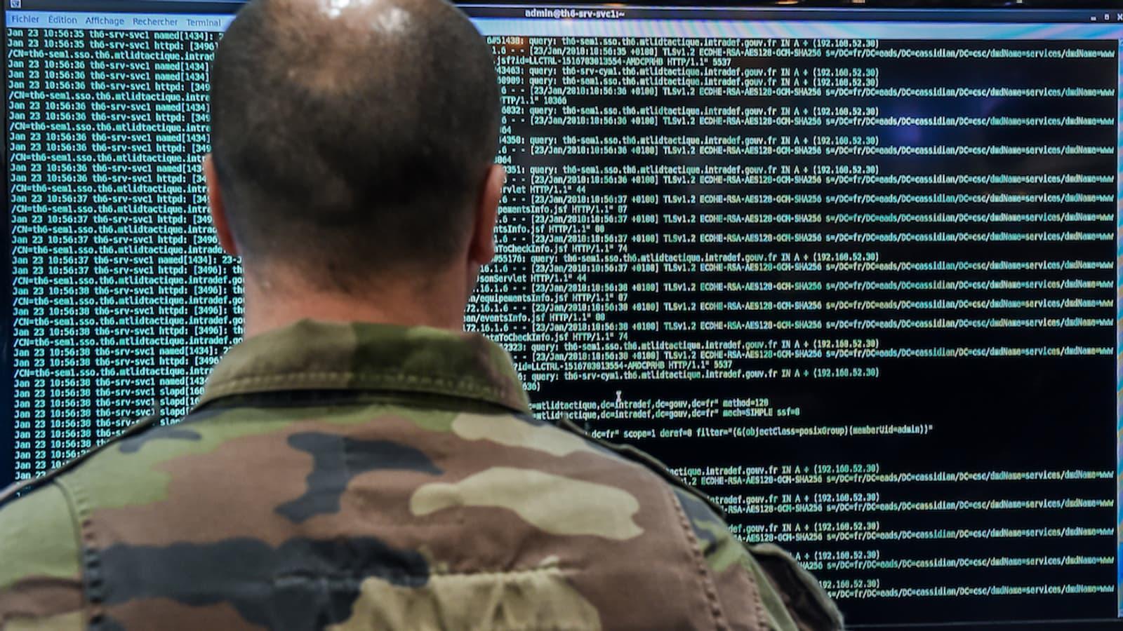 La cyberdéfense devrait créer 1800 emplois à Rennes d'ici à 2025