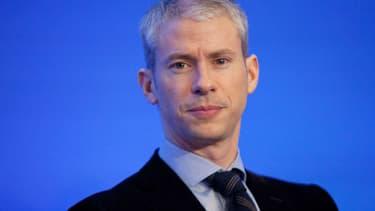 Franck Riester en janvier 2013 - Guillaume Baptiste - AFP -