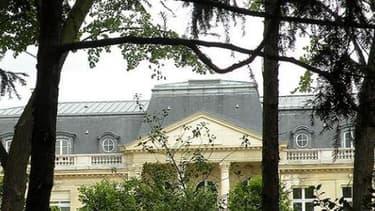 Le Château de la Muette à Paris, siège de l'OCDE.