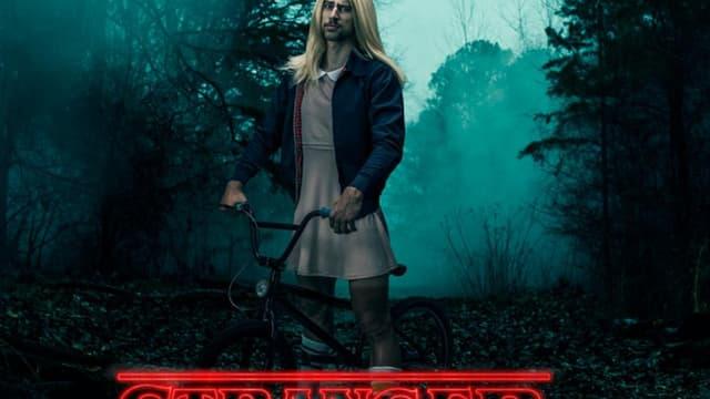Peter Sagan, promoteur de série pour Netflix.