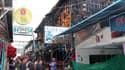 Un incendie a fait quatre morts et onze blessés, dont quatre Français, vendredi, dans un bar de l'île thaïlandaise de Phuket. /Photo prise le 17 août 2012/REUTERS/