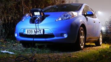 Avec près de 200.000 véhicules électriques vendus depuis 2010, Nissan est leader du marché.