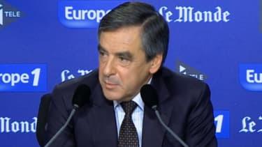 François Fillon s'est exprimé longuement dimanche sur son programme et sur l'actualité.