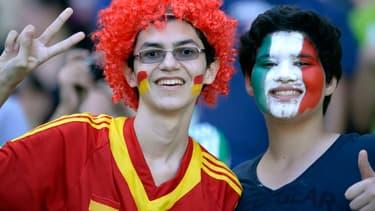 Les Espagnols et les Italiens ont été durement frappés par la crise