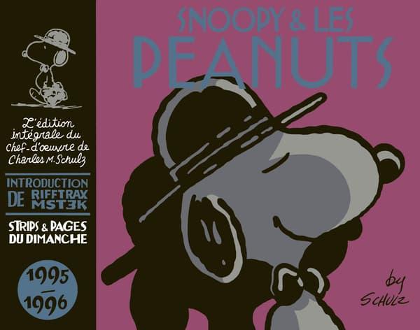 """Couverture du 23e tome de """"Snoopy & Les Peanuts"""""""