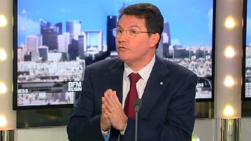Olivier Roussat, le PDG de Bouygues Telecom, était l'invité d'Hedwige Chevrillon ce 27 février.