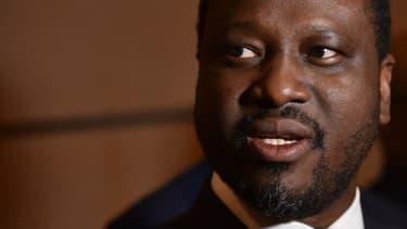 Le président de l'Assemblée nationale ivoirienne, Guillaume Soro.