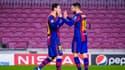 Lionel Messi et Jordi Alba au Barça
