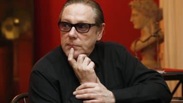 Le créateur Hervé Léger, de son vrai nom Herve Leroux, en 2013