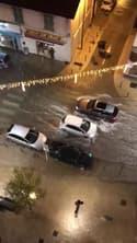 Inondations Cannes la Bocca - Témoins BFMTV