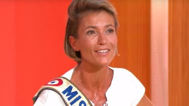 """Gaëlle Voiry dans """"C'est mon choix"""" en 2017"""