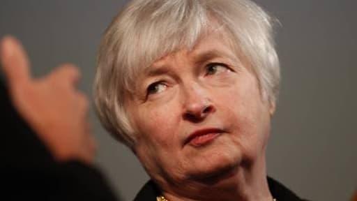 Janet Yellen a montré sa détermination a soutenir la reprise.